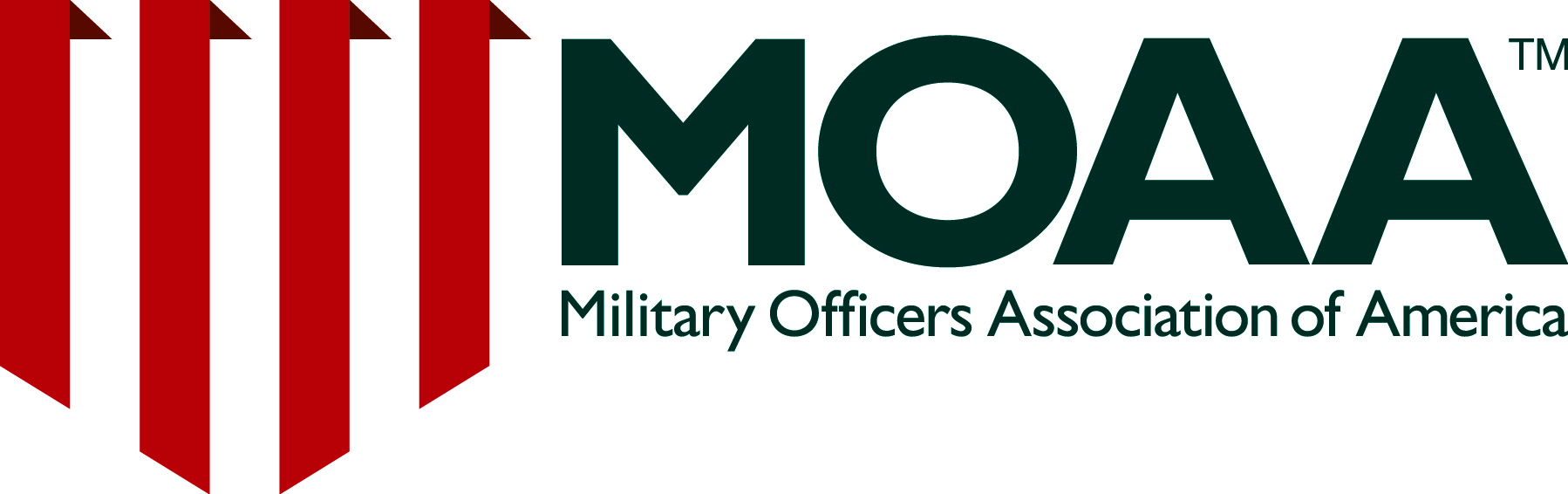 Military Officers Association of America (MOAA) Logo