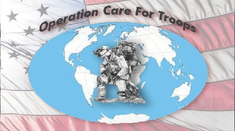 Operation Care for Troops Logo
