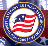 Southwest Veterans Business Resource Center Logo