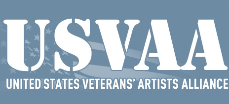 United States Veterans' Artists Alliance Logo